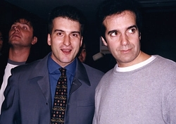 David Copperfield i M.G.Taylor